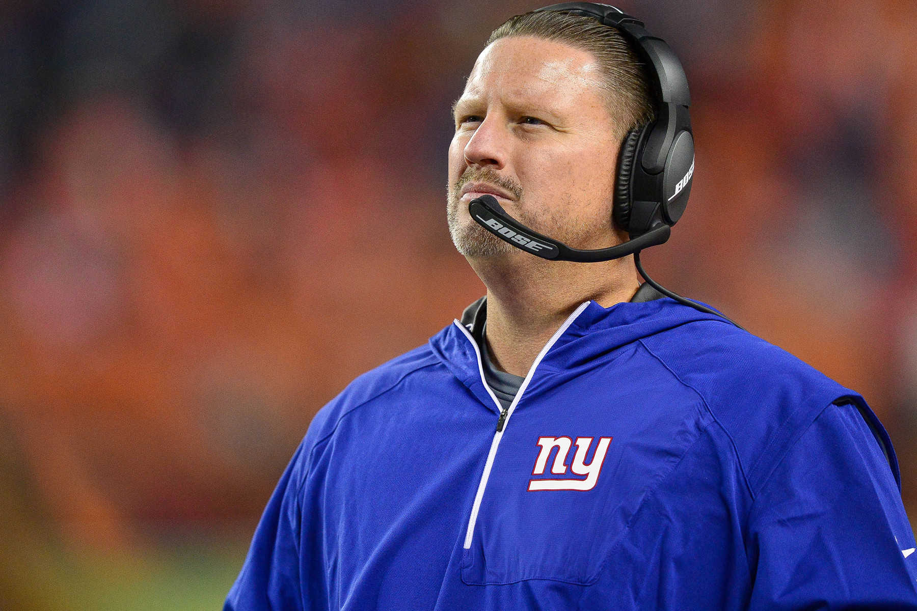 New York Giants despide Ben McAdoo