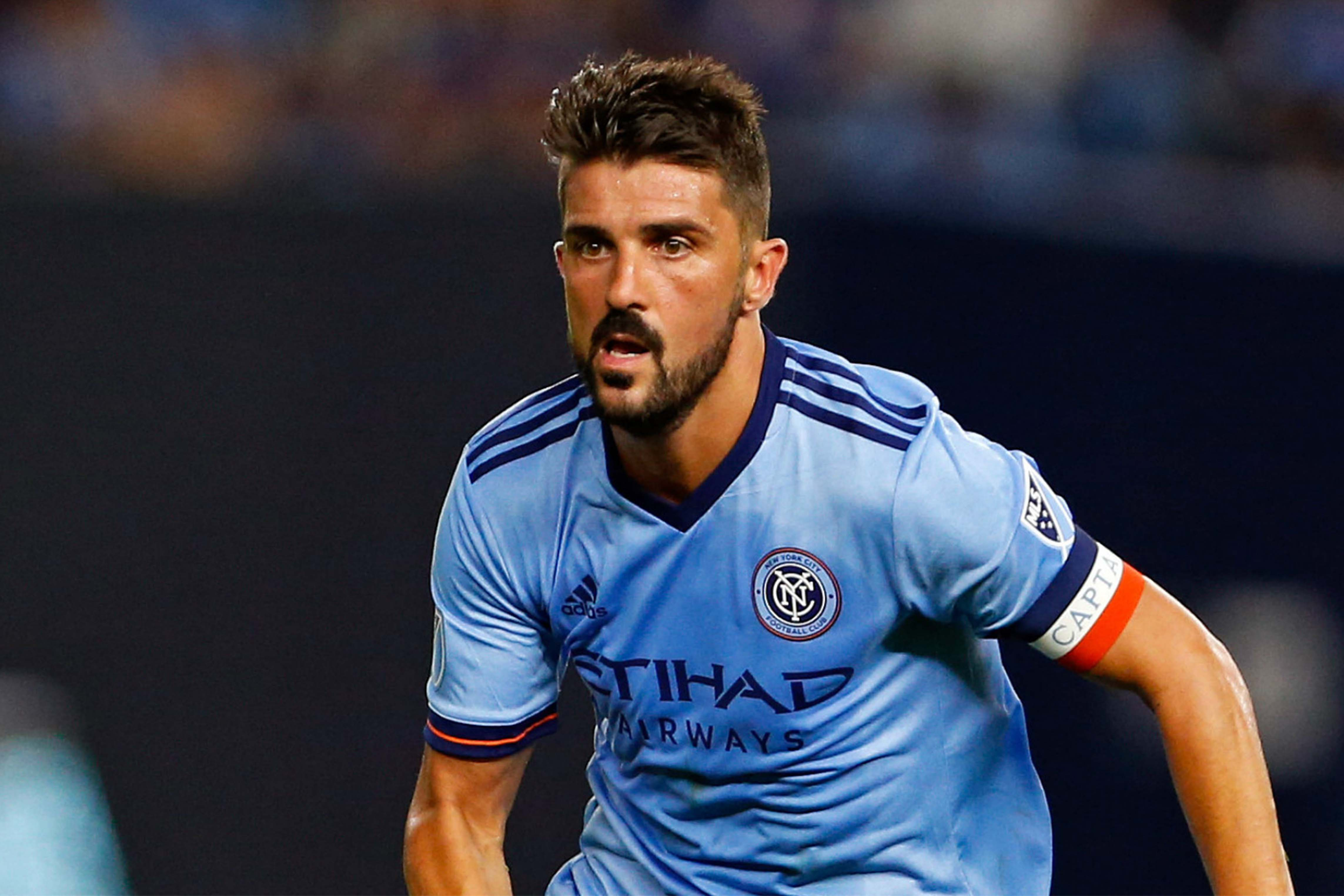 David Villa recupera un punto para el New York City FC