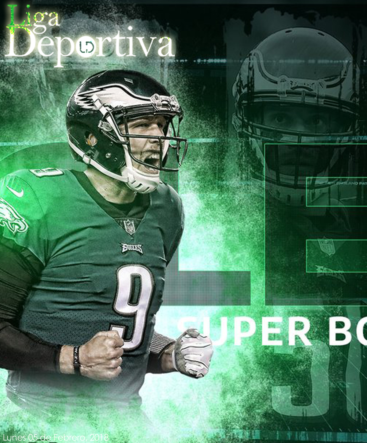 Philadelphia Eagles se corona campeón del Super Bowl LII