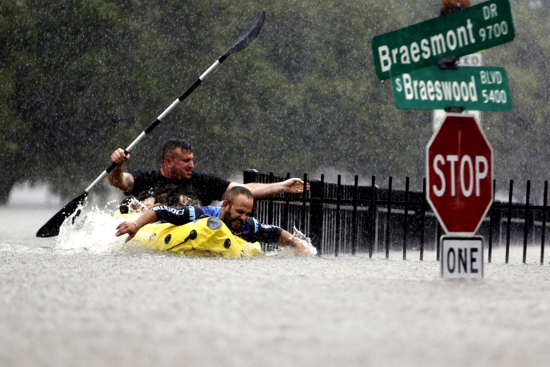 Donald Trump declara emergencia en Louisiana por Harvey