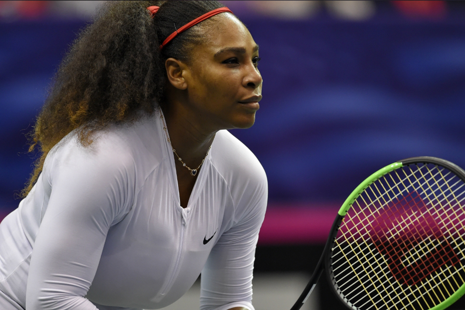Serena Williams disputará su décima final de Wimbledon