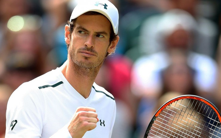 Andy Murray no jugará el dobles del US Open