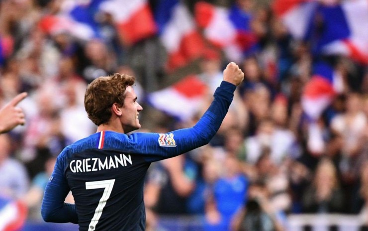 Nations League: Francia 2-1 Alemania
