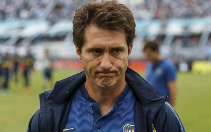 Boca Junior sustituirá a Guillermo Barros Schelotto
