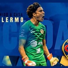 Guillermo Ochoa regresa al Club América