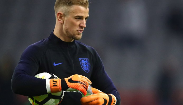 Joe Hart: Del Manchester City al Burnley