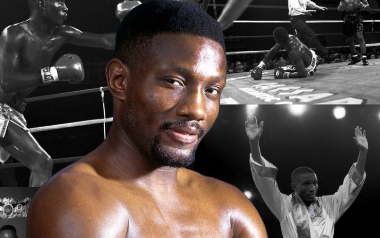Pernell Whitaker fallece tras atropellamiento