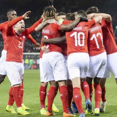 UEFA Nations League: Suiza se mete en la 'Final Four'